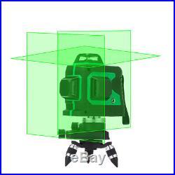 3D Laser Level Self-Leveling 360 Horizontal And Vertical Cross Laser Beam Line
