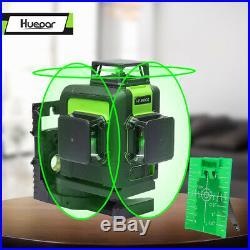 3x360 3d laser level green Cross Line Laser Self Leveling 147ft 45m large Power