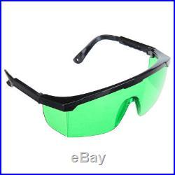 500m Green Laser Level Self-leveling Rotating Rotary Laser Level withGlassed Case
