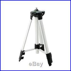 8 line Rotary Laser Beam Self Leveling Interior Exterior Kit Tripod warranty +