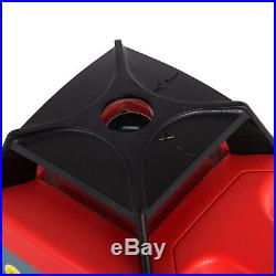 Auto Green Self-Leveling Cross Line Horizontal/Vertical Laser Level 500M withCase