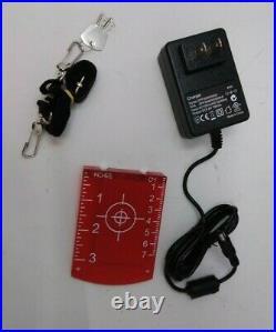 Automatic Self-Leveling Rotating Red Laser Rotary Laser 500M Range Level Kit