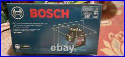 BOSCH GLL3-300G VISI MAX 200 ft. Self-Leveling Green 360-Degree Laser Level