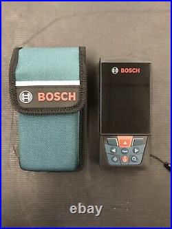 BOSCH GLM400C Blaze 400' Outdoor Laser Measure with Pouch