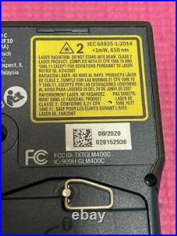 BOSCH GLM400C Blaze Outdoor 400 ft Bluetooth Connected Laser Measure