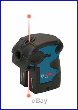 BOSCH GPL2 Self-Leveling Laser Plumb Bob Level NEW (Stanley 77-189 FatMax PB2)