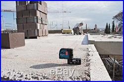 BOSCH GPL5 5-Point Self Leveling Professional Laser Level/Plumb GPL-5 RECON