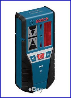 BOSCH LR 2 Line Laser Receiver For GLL3-80 Self-Leveling Cross-Line Laser