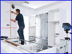 BOSCH Professional Five-Point Self Leveling Alignment Laser wit Cross-Line GCL25