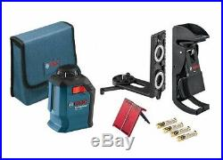 BOSCH Self-leveling 360° Line & Cross Laser GLL 2-20 by Authorized Dealer