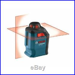 BOSCH Self-leveling 360° Line & Cross Laser GLL 2-20 with hard case