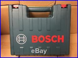 Bosch 1.5V VisiMax Green-Beam Self-Leveling Cross Line Laser GLL100G New