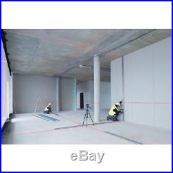 Bosch 200 ft. Self Leveling 3 Plane Cross Line Laser Level GLL3-300