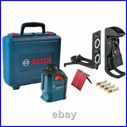 Bosch 360 Degree Line and Cross Laser GLL2-20-RT Certified Refurbished