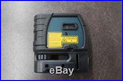 Bosch 5 Point Self Leveling Plumb and Square Laser (GPL 5 S) (LIN012375)