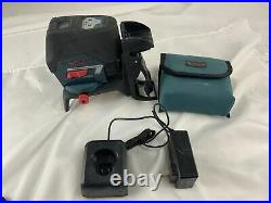Bosch GCL100-80C LASER LEVEL 12V CORDLESS WITH 1 BATTERY & CHARGER