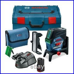 Bosch GCL2-50CG Green Beam COMBI LASER RM2 L-Boxx 0601066H70 3165140894920