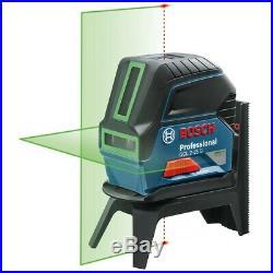 Bosch GCL 2-15G Professional Digital Cross Line Laser Compact Self Leveling