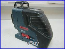 Bosch GLL3-80P 360 Degree Multi Line Self Levelling Laser Level