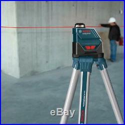 Bosch GLL 150 ECKRT Self Leveling 360 Degree Laser Level (Certified Refurbished)