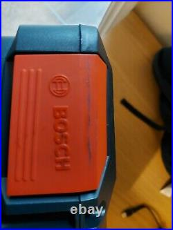 Bosch GLL 3-80 CG 12V 2.0a Li-ion System Multi Line Green Laser Level 2x Battery