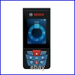 Bosch GLM400C-RT 400 ft Bluetooth Laser Measure Kit Certified Refurbished