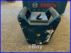 Bosch GRL0250HV Self-leveling Rotary Laser Kit