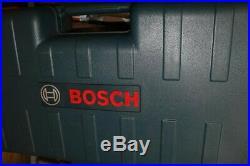 Bosch GRL1000-20HVK Self-Leveling Rotary Laser Kit
