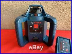 Bosch GRL240 HV Self Leveling Laser Level With LR 24 Detector