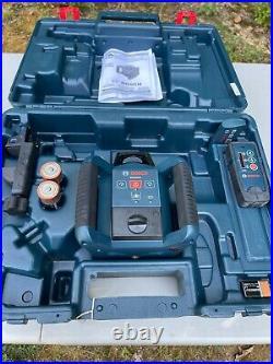 Bosch GRL250HV Self Leveling Laser