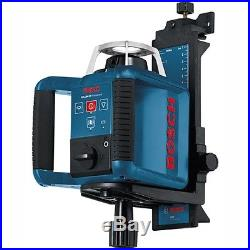 Bosch GRL300HVCK Self-Leveling Laser W Receiver, Remote, Tri-pod and Mount