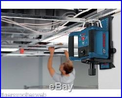 Bosch GRL300HVD Horizontal/Vertical Self Leveling Laser with Layout Beam Kit