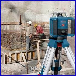 Bosch GRL400H Outdoor Rotation Laser 400m + LR1 + GR240 + BT170HD 061599403U