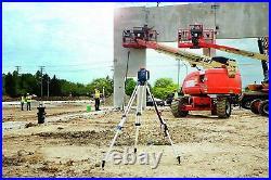 Bosch GRL900-20HVK Self Leveling Rotary Laser Kit