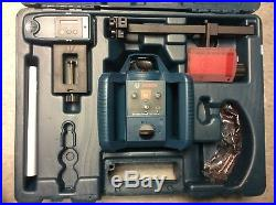 Bosch GRL 240 HV 800 ft. Self Leveling Rotary Laser Level Kit