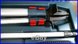 Bosch GRL 250 HV Professional Self Leveling Rotary Laser Leveling Kit (6501)NEW
