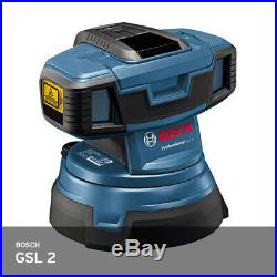 Bosch GSL2 30ft Self Leveling Surface Laser Alignment Measure Layout Leveler
