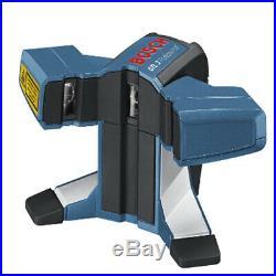 Bosch GTL3 1.5V 3 piece Wall Floor Line Tile Tiling Square Layout Laser Tool
