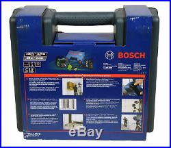 Bosch Gll100G Self-leveling Green-beam Cross-line Laser GLL 100 G
