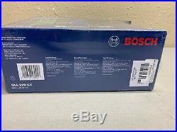 Bosch Green-Beam Self-Leveling Cross-Line Laser 100 FT Range GLL 100 GX (NEW)