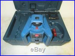 Bosch Grl 240 Hv Professional Self Leveling Rotary Laser Leveling Level Tool Kit