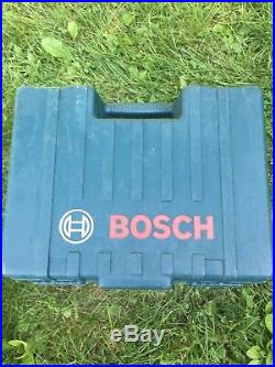 Bosch Self Leveling Exterior Rotary Laser with Laser Receiver