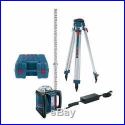 Bosch Self-Leveling Rotary Laser Kit GRL500HCK Reconditioned