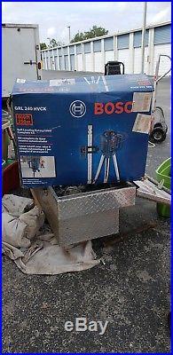 Bosh GR L2 40HVCK self leveling rotary laser