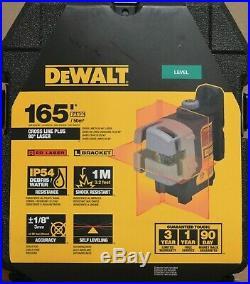 Brand New DEWALT DW089K Self-Leveling Line Laser, 3-Beam Laser USED USED