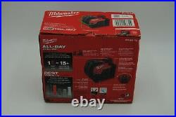 Brand New Factory Sealed Milwaukee 3622-20 M12 Green Laser Level Red/black