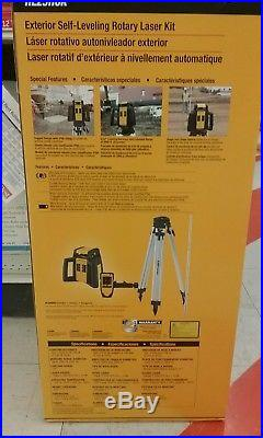 CST BERGER-RL25HCK Self Leveling Rotary Laser Level Kit BRAND NEW in the BOX