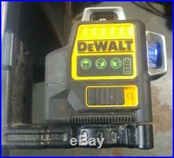 DEWALT 12V MAX 3 x 360 Degrees Green Line Laser DW089LG PARTS REPAIR