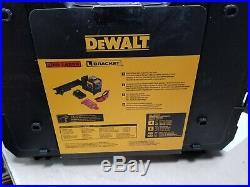 DEWALT 12V MAX 3 x 360 Degrees Red Line Laser DW089LR New