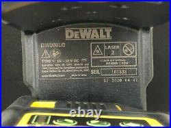 DEWALT 12V MAX Line Laser 3 X 360 Green DW089LG